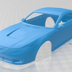 foto 1.jpg Download STL file Mustang Cobra 2000 Printable Body Car • 3D printer model, hora80