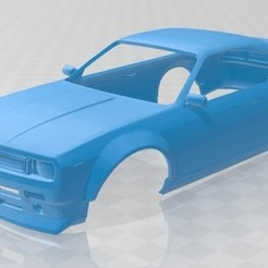foto 1.jpg Download STL file Boss S14 Printable Body Car • Model to 3D print, hora80