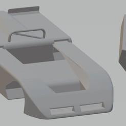 Download 3D printer designs Chaparral 2J Printable Body Car, hora80