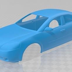 Descargar modelos 3D para imprimir G6 Printable Body Car, hora80