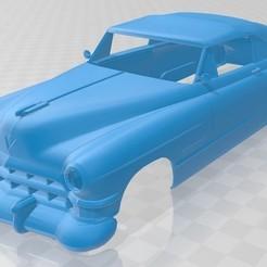 foto 1.jpg Download STL file Deville 1948 Printable Body Car • 3D printer object, hora80