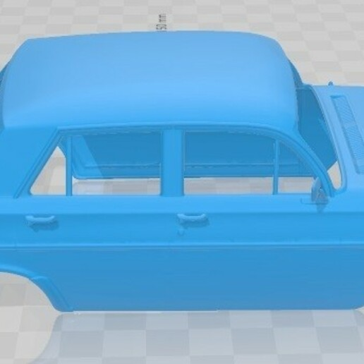 Holden Special EH 1963-3.jpg Download STL file Holden Special EH 1963 Printable Body Car • 3D printer object, hora80