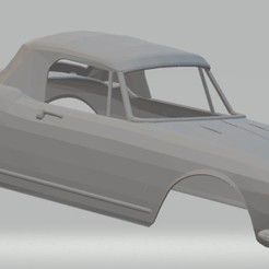 Download 3D print files Alfa Romeo Guilietta Spider Printable Body Car, hora80