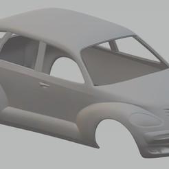Descargar modelos 3D para imprimir Chrysler PT Cruiser Printable Body Car, hora80