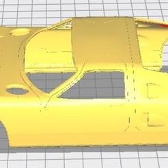 Download 3D printing models Facel Vega Le Mans 1965 Printable Body Car, hora80