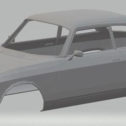 Descargar modelos 3D para imprimir Alfa Romeo Giulia Sprint Printable Body Car, hora80