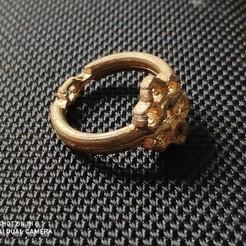 Impresiones 3D gratis bee-ring, JulesGourlet