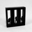 Download free STL file Decoration PARAMORE • 3D printable model, 3DPurePrint