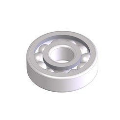 ROULEMENT  d08-D24-h07 mm C.JPG Download STL file ROLLING 08-24-07 Bearing 628 • 3D printer design, Laurence