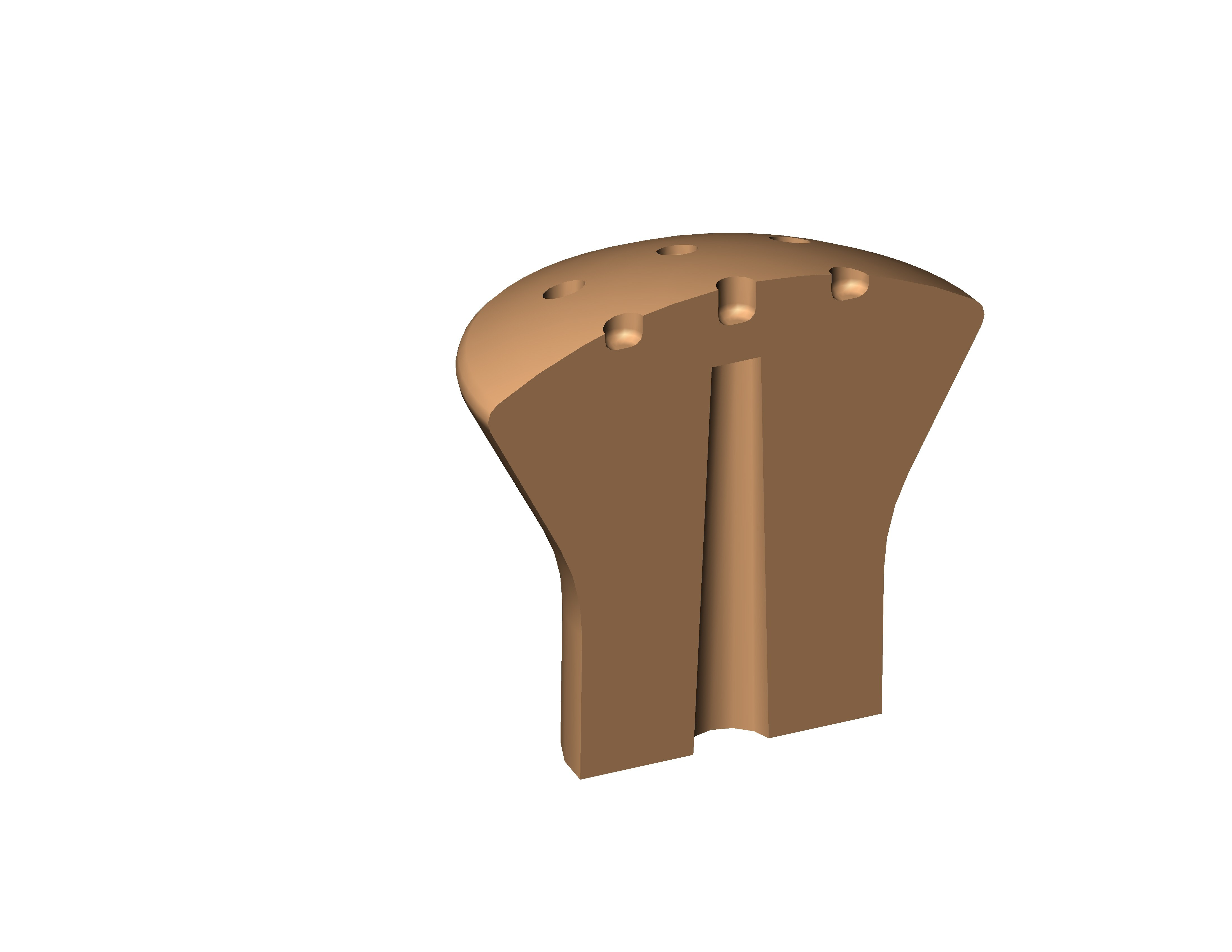 BPC d16 D27 H24 MM AD.JPG Download STL file Door Handle Knob Drawer Cabinet Door DIY Drawer • Model to 3D print, Laurence