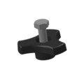 Download STL file M8 screw screws nut handle convenient DIY cabinet • 3D printable design, Laurence