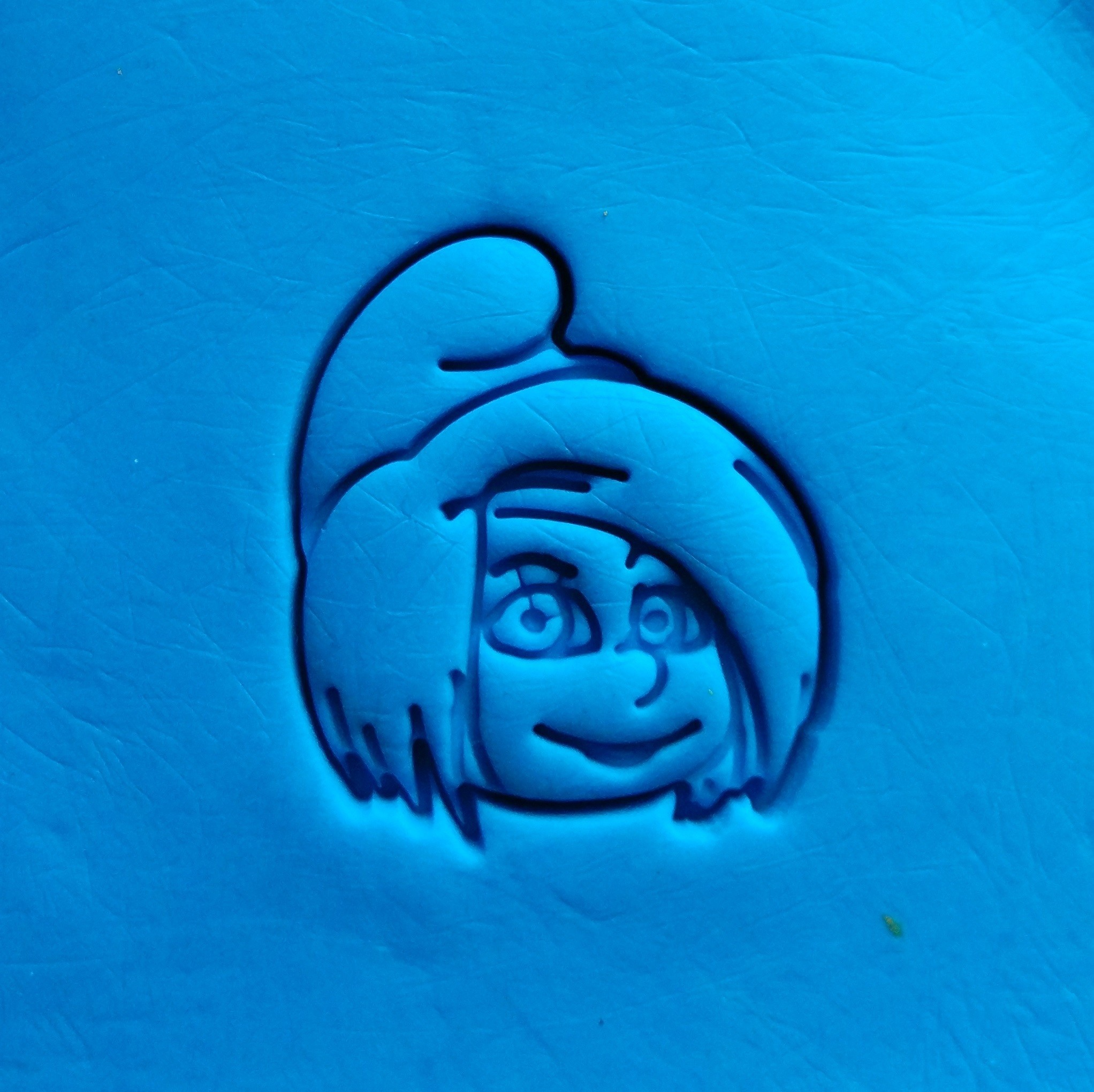 IMG_20170503_134722.jpg Download STL file Smurfs - Vexy - cookie cutter • 3D print object, dragoboarder