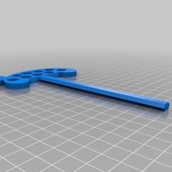Télécharger fichier imprimante 3D marqueur de plantation de tortue, StuartJeferies