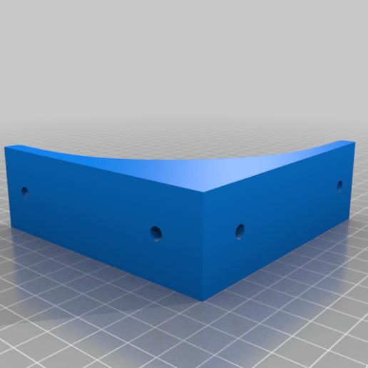 fixing_bracket.png Download free STL file PERGOLA - wood and 3d printing • 3D printer model, Julien_DaCosta