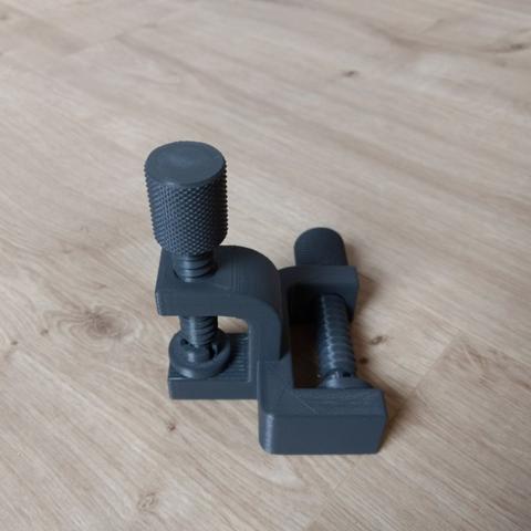 Fichier 3D gratuit Double pince, Julien_DaCosta