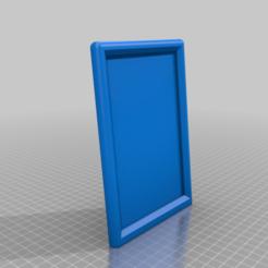 Télécharger fichier STL gratuit Cadre photo - Cadre Photo 10*15 cm • Modèle pour impression 3D, Julien_DaCosta