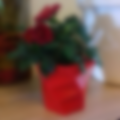 Free 3D printer designs Mini twisted Pot - Small Pot Design, Julien_DaCosta