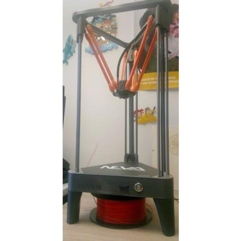 Free 3D printer file  Neva Stand high version, Julien_DaCosta