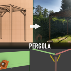 featured_img.png Download free STL file PERGOLA - wood and 3d printing • 3D printer model, Julien_DaCosta