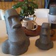Download free 3D model Moai statue -No overhang, Julien_DaCosta