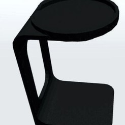 STL Desk stand for Smartwach No1 D5 adapted for loading dock, CamiloOsti