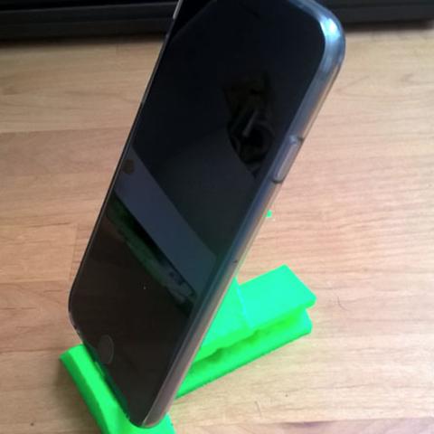 Free 3d printer designs Universal Handy Stand, squiqui
