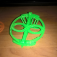 Free 3D printer designs Pimoroni Flotilla dock stand, squiqui