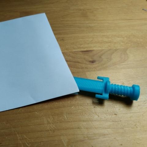 Capture d'écran 2017-05-09 à 18.27.49.png Télécharger fichier STL gratuit Mini Sword envelope opener • Modèle à imprimer en 3D, squiqui