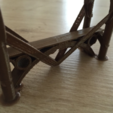 Download free 3D printing designs Bridge print without support, squiqui