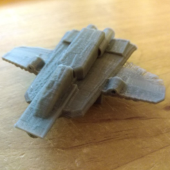 Capture d'écran 2017-05-09 à 18.25.13.png Download free STL file Starfighter • 3D print object, squiqui