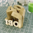 Free 3d printer model tobi 40 birthday present, squiqui