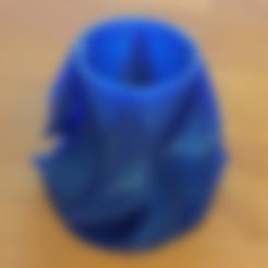 Download free 3D printer templates Vase louane, squiqui