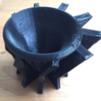 Download free 3D printer files Asymetric Vase, squiqui