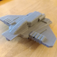 Free STL files Starfighter, squiqui