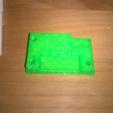 Fichier 3D gratuit Pimoroni Flotilla lego motor holder, squiqui