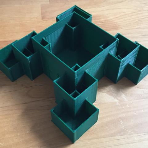 Free 3D printer files Box Combination, squiqui