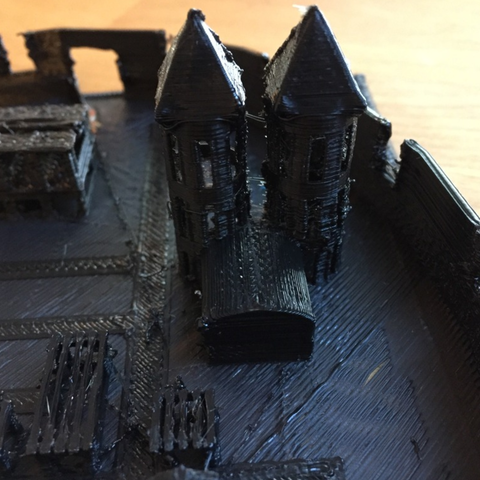 Download free 3D print files Minecraft village to print or play ・ Cults