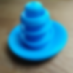 Free 3D printer model Water Fontain, squiqui