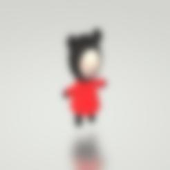 3D printer files pucca, freegamer