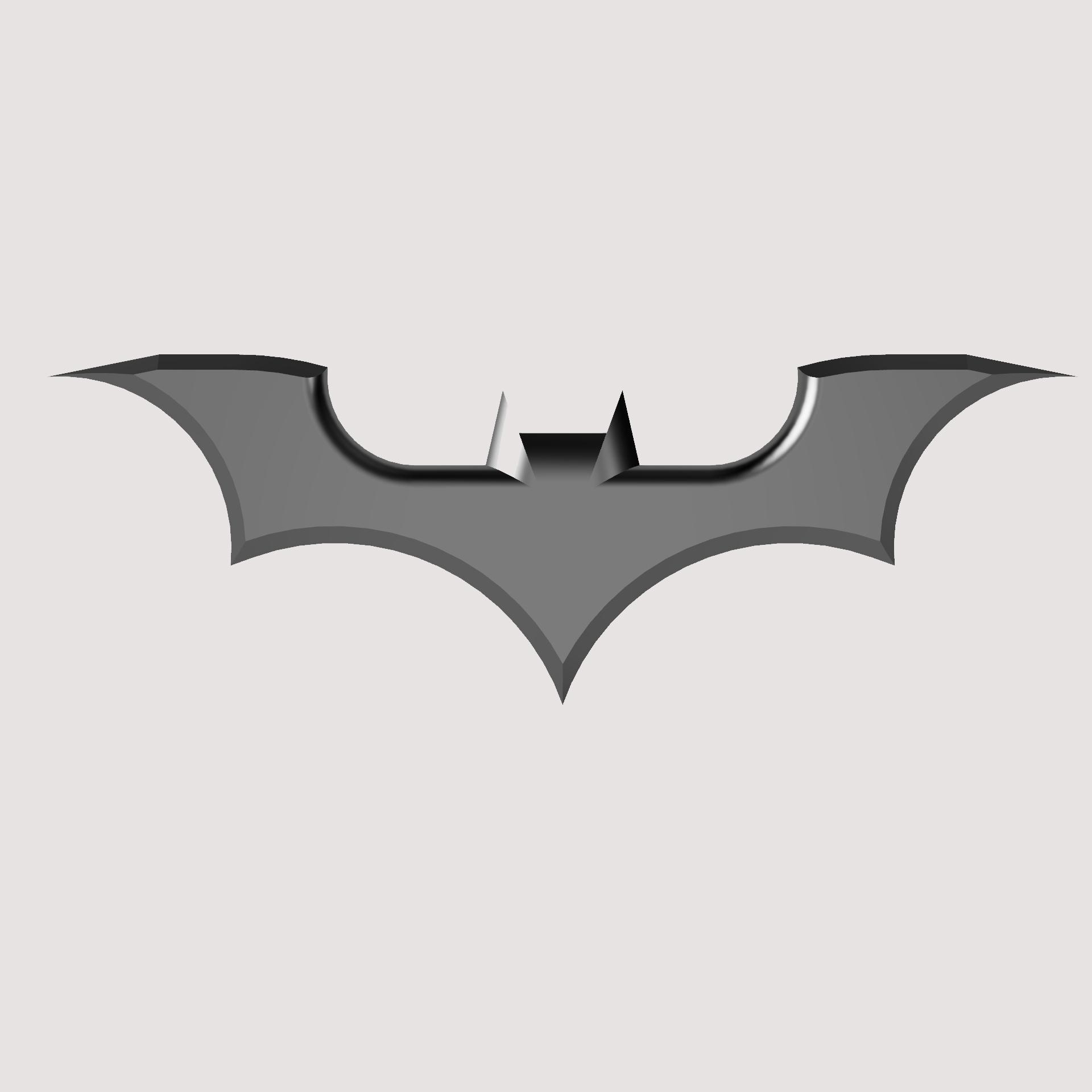 b1.jpg Download free STL file BATARANG v1.0 • Design to 3D print, jediSam