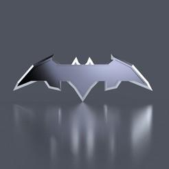 bat5.jpg Télécharger fichier STL BATARANG V3.0 • Design à imprimer en 3D, jediSam