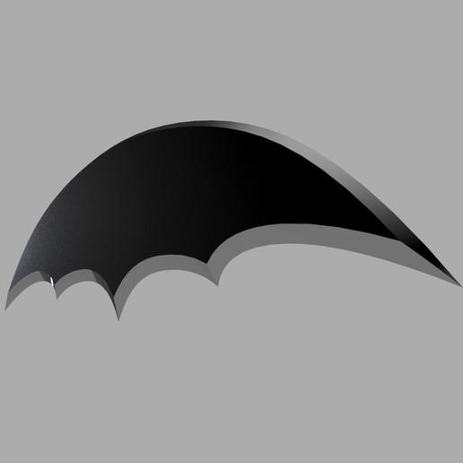 Btas3.jpg Télécharger fichier STL gratuit BATARANG BTAS (ANIMÉ) • Objet pour impression 3D, jediSam