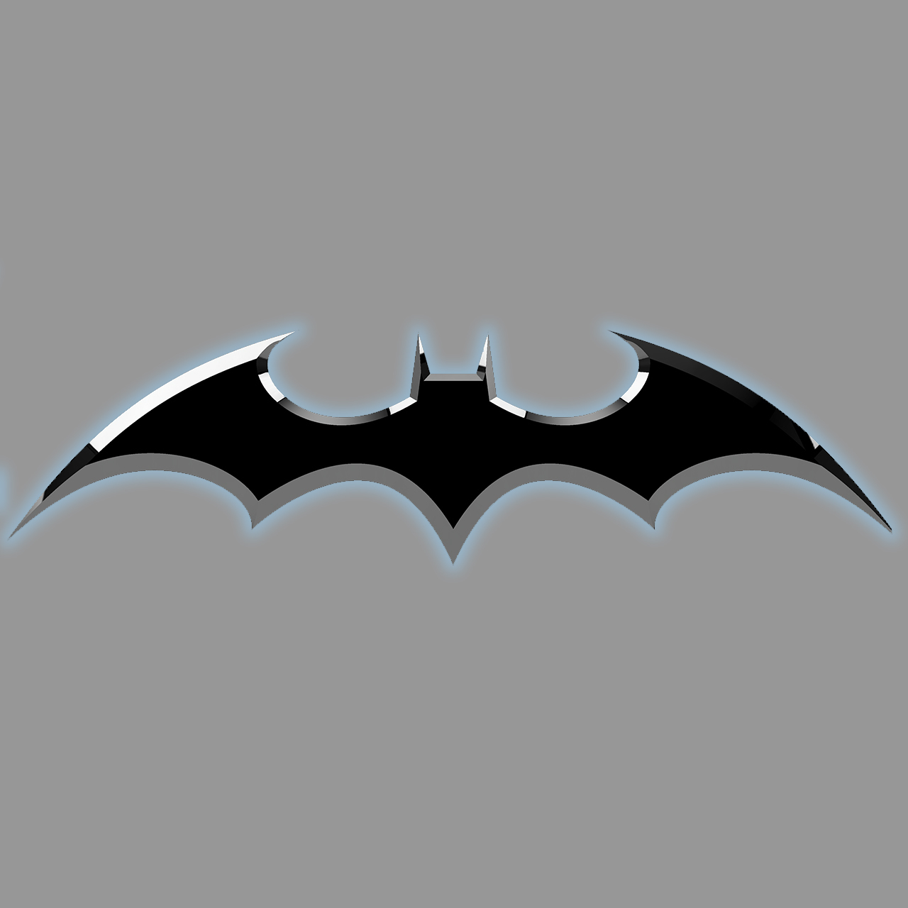 Untitled-1.jpg Download free STL file BATARANG COMICS V1 • 3D printer model, jediSam