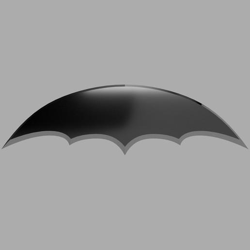 Btas1.jpg Télécharger fichier STL gratuit BATARANG BTAS (ANIMÉ) • Objet pour impression 3D, jediSam