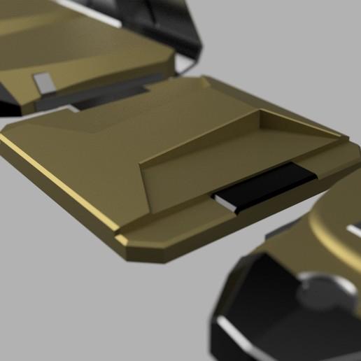 cults6.jpg Télécharger fichier STL CEINTURE DE SERVICE DE LA VILLE DE BATMAN ARKHAM • Plan à imprimer en 3D, jediSam