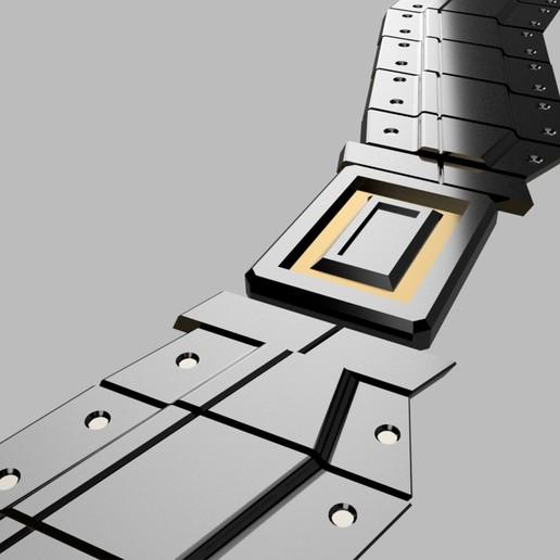 belt6.jpg Télécharger fichier STL CEINTURE DE RENAISSANCE BATMAN • Design à imprimer en 3D, jediSam