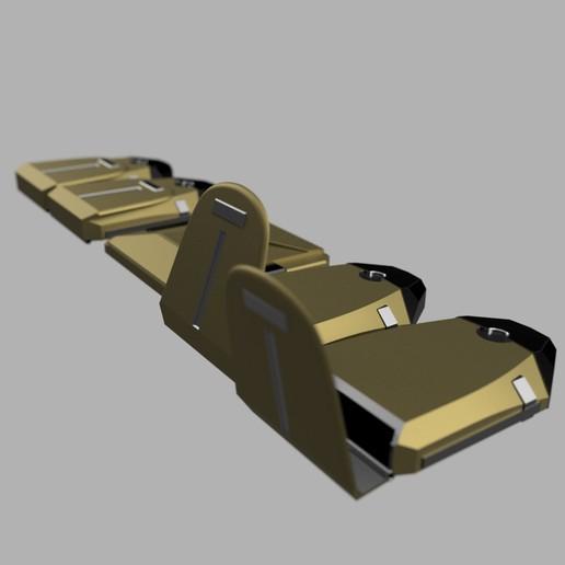 cults5.jpg Télécharger fichier STL CEINTURE DE SERVICE DE LA VILLE DE BATMAN ARKHAM • Plan à imprimer en 3D, jediSam