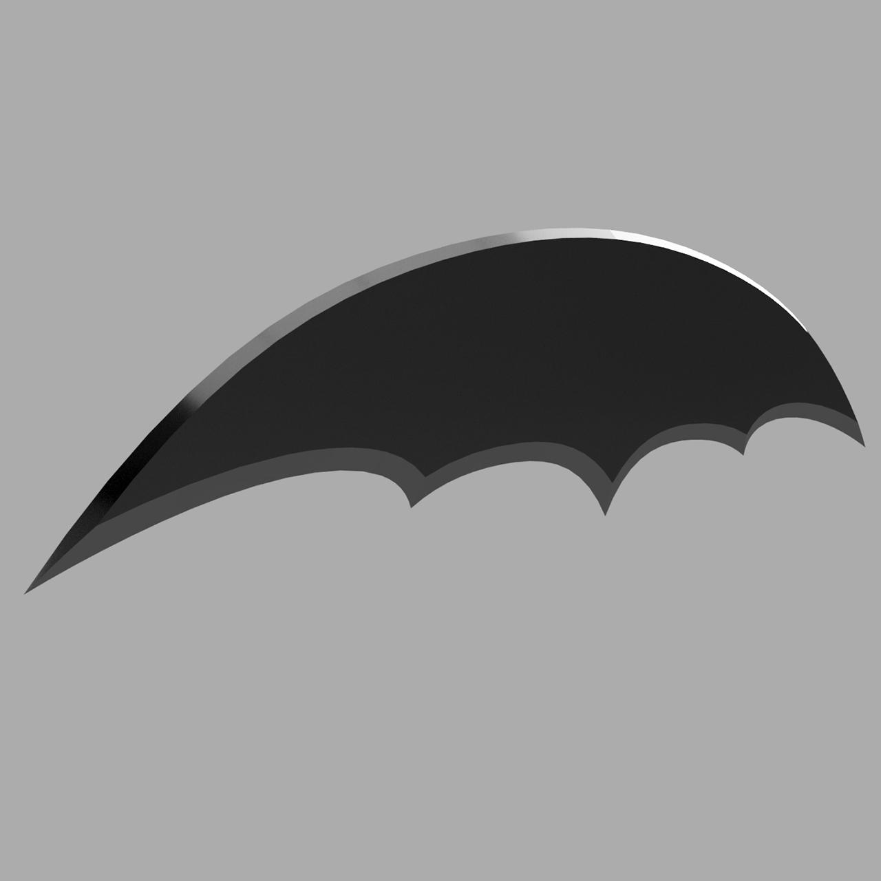 Btas4.jpg Télécharger fichier STL gratuit BATARANG BTAS (ANIMÉ) • Objet pour impression 3D, jediSam