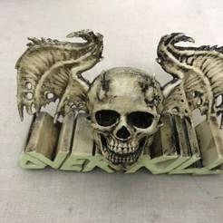 Descargar Modelos 3D para imprimir gratis OVERKILL, cloko