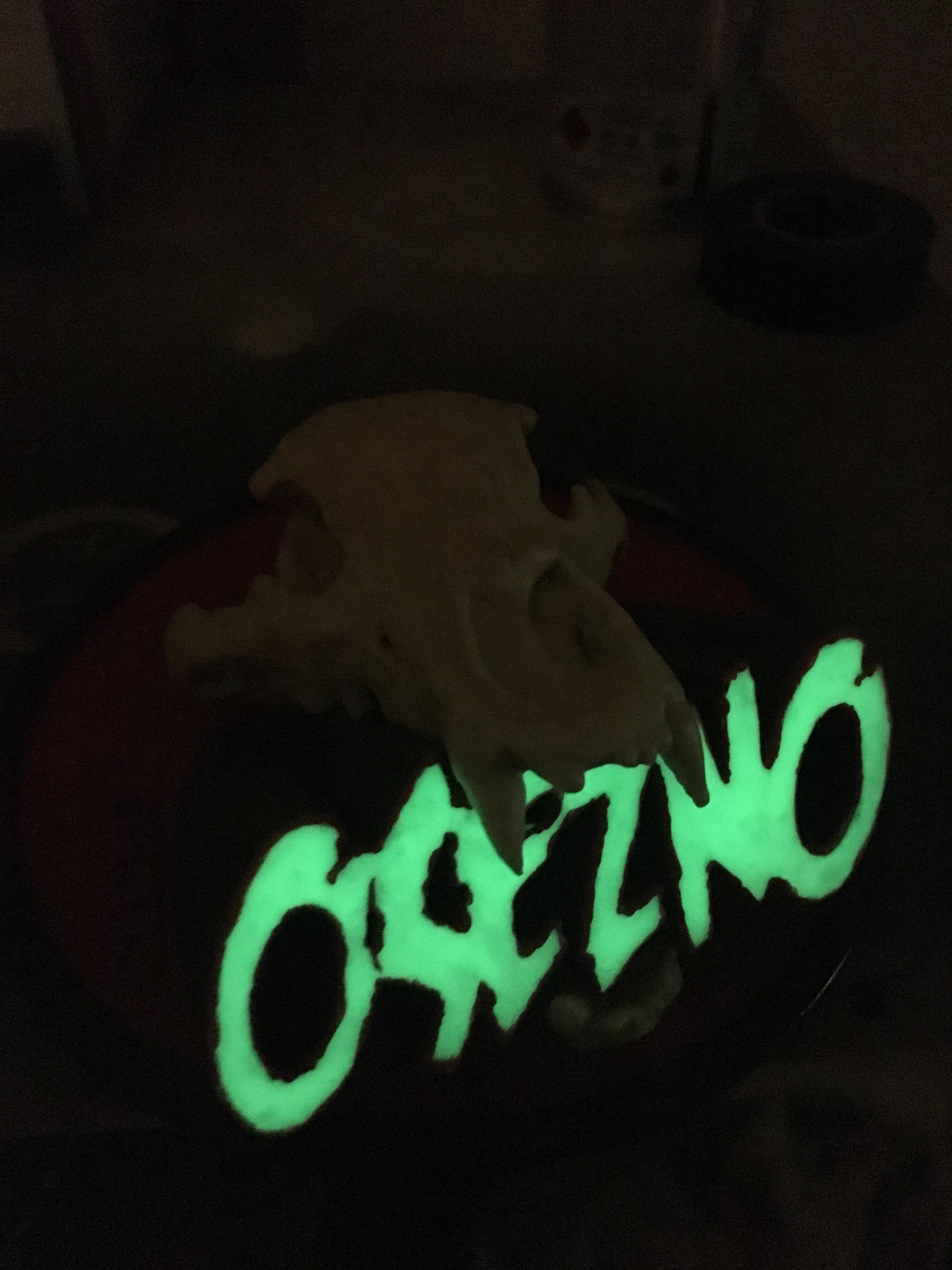 IMG_0277.JPG Download free STL file OSEZNO ROCK BAND LOGO • Object to 3D print, cloko